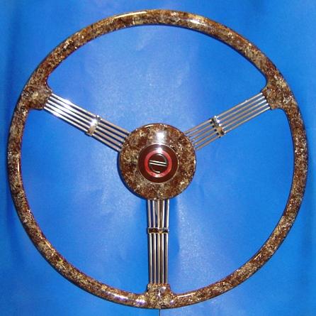 Chevrolet Steering Wheels Quality Restorations Inc
