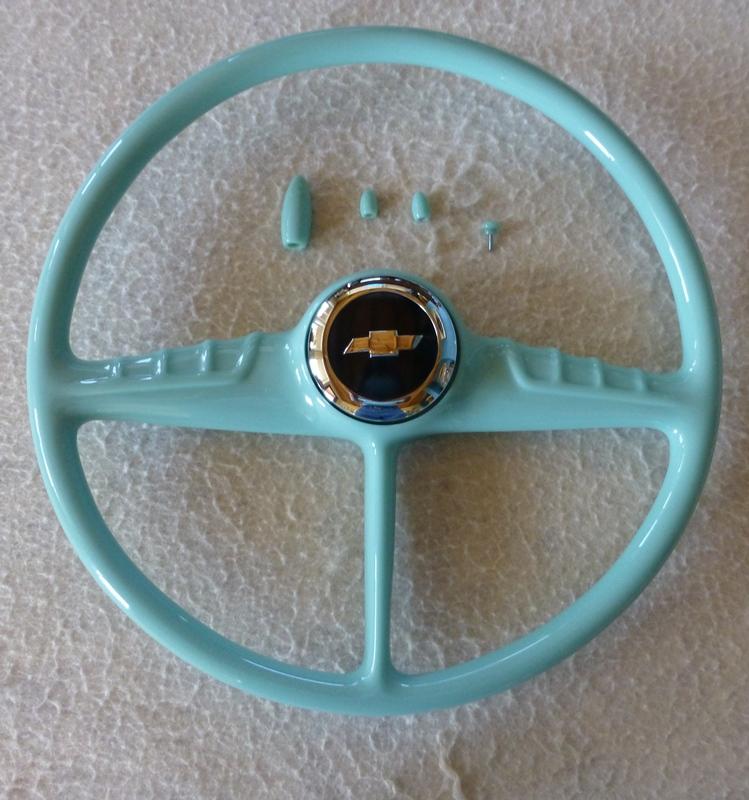 1935 Chevy Pickup Steering Wheel Horn Diagram   45 Wiring