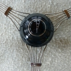 Classic Banjo 1939 Hun and Horn Button