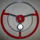 Oldsmobile Custom with Transparent Rim