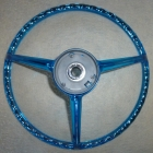 Ford Galaxie 1963 to 1964 Transparent Blue