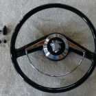 Lincoln 1948 Custom with Mercury HB Black