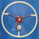 Oldsmobile 1951 to 1952 Clock in Horn Ring