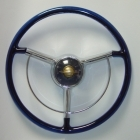 Oldsmobile 1950 to 1952 Reduced Diameter in Transparent Blue